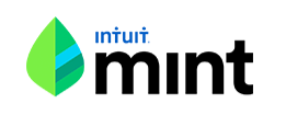 Logo of Mint, a money management software owned and operated by Intuit.