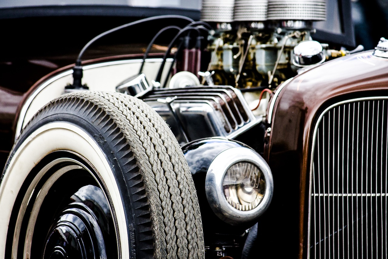 Beat Murphy's Law With… The Classic Car Emergency Fund Model